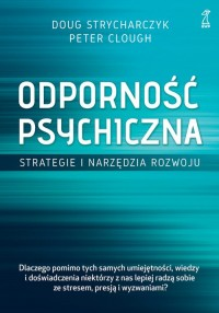 Odporność psychiczna. Strategie - okładka książki