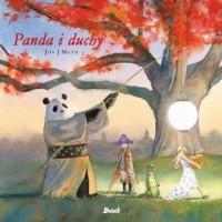 Panda i duchy - okładka książki