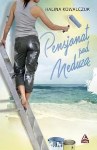 Pensjonat pod meduzą - okładka książki