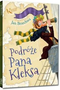 Podróże Pana Kleksa - okładka książki