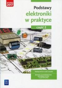 Podstawy elektroniki w praktyce - okładka podręcznika