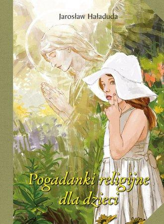 Pogadanki religijne dla dzieci - okładka książki