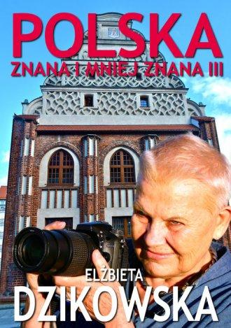 Polska znana i mniej znana III - okładka książki