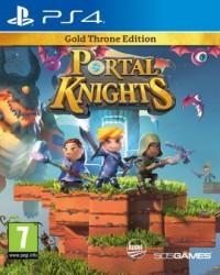 Portal Knights PS4 - Wydawnictwo - pudełko programu