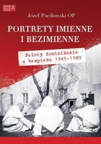 Portrety imienne i bezimienne. - okładka książki