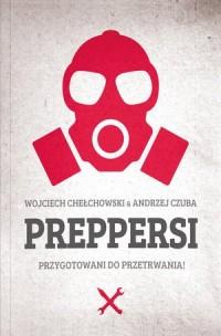Preppersi - okładka książki