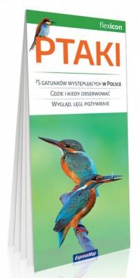Ptaki - Wydawnictwo - okładka książki