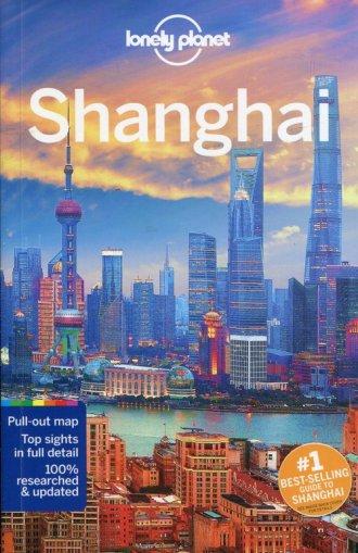 Shanghai - okładka książki