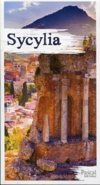 Sycylia - Dominika Friedrich - okładka książki