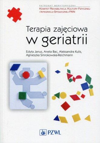 Terapia zajęciowa w geriatrii - okładka książki