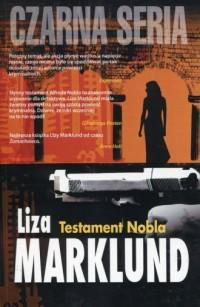 Testament Nobla. Czarna seria - okładka książki