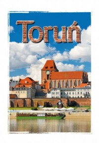 Toruń - okładka książki