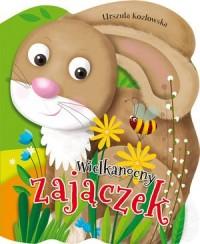 Wielkanocny zajączek - Urszula - okładka książki