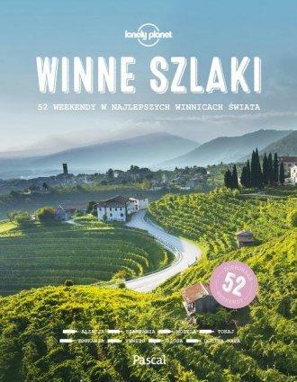 Winne szlaki Lonely Planet - okładka książki