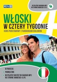 Włoski w cztery tygodnie - Anna - okładka podręcznika