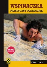 Wspinaczka praktyczny podręcznik - okładka książki