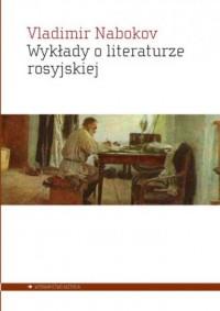 Wykłady o literaturze rosyjskiej - okładka książki