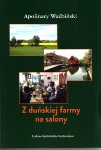Z duńskiej farmy na salony - okładka książki