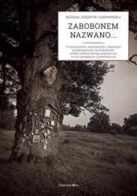 Zabobonem nazwano.... O wierzeniach, wartościach i dawnych przekonaniach mieszkańców polsko-białoruskiego pogranicza w ich związkach z przeszłością - okładka książki