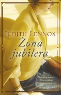 Żona jubilera - Judith Lennox - okładka książki
