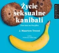 Życie seksualne kanibali - J. Maarten - pudełko audiobooku