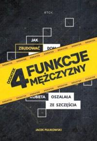 4 Funkcje mężczyzny - Jacek Pulikowski - pudełko audiobooku