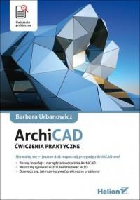 ArchiCAD. Ćwiczenia praktyczne - okładka książki