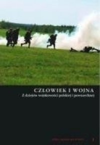 Człowiek i wojna - Wydawnictwo - okładka książki