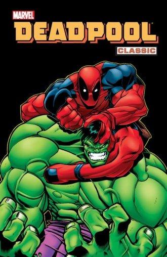 Deadpool Classic. Tom 2 - okładka książki