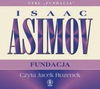 Fundacja. 3. Fundacja - pudełko audiobooku