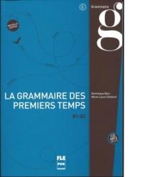 Grammaire des premiers temps książka+płyta MP3 poziom B1-B2 - okładka podręcznika