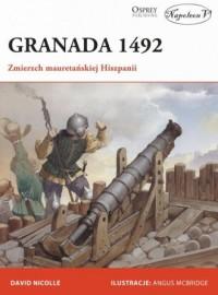 Granada 1492 - okładka książki