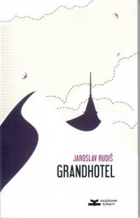 Grandhotel. Powieść nad chmurami - okładka książki