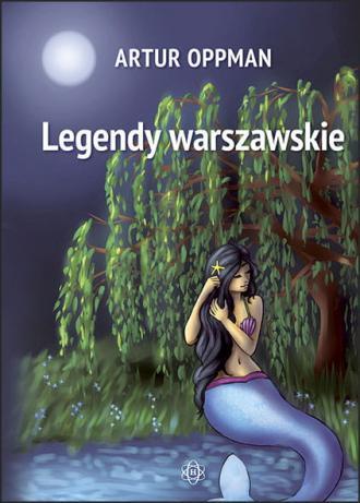 Legendy warszawskie - okładka książki
