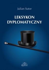 Leksykon dyplomatyczny - Julian - okładka książki