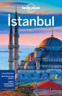 Lonely Planet Istanbul - okładka książki