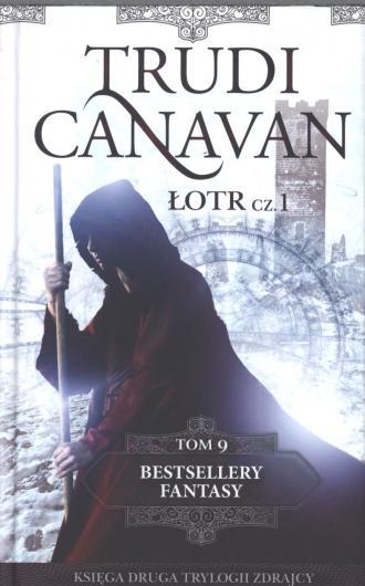 Łotr cz. 1. Bestsellery fantasy. - okładka książki