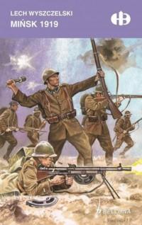 Mińsk 1919 - okładka książki