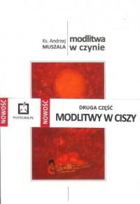 Modlitwa w czynie - ks. Andrzej - okładka książki