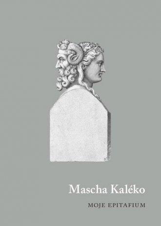 Moje epitafium - okładka książki