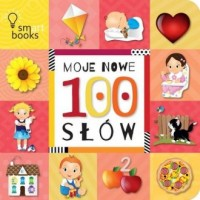 Moje Nowe 100 Słów - okładka książki