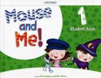 Mouse and Me 1. Student Book - okładka podręcznika
