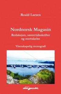 Nordnorsk Magasin. Redaksjon, stertidsskrifter - okładka książki
