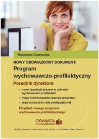 Nowy obowiązkowy dokument Program - okładka książki