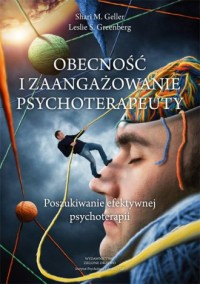 Obecność i zaangazowanie psychoterapeuty. - okładka książki