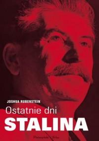 Ostatnie dni Stalina - okładka książki
