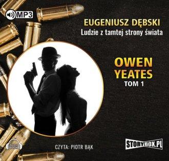 Owen Yeates. Tom 1. Ludzie z tamtej - pudełko audiobooku