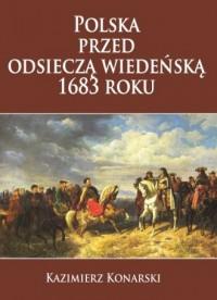 Polska przed odsieczą wiedeńską - okładka książki