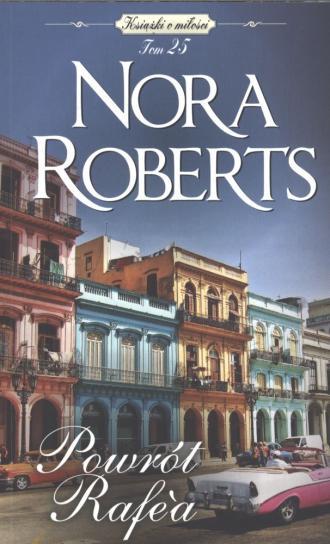 Powrót Rafea - okładka książki