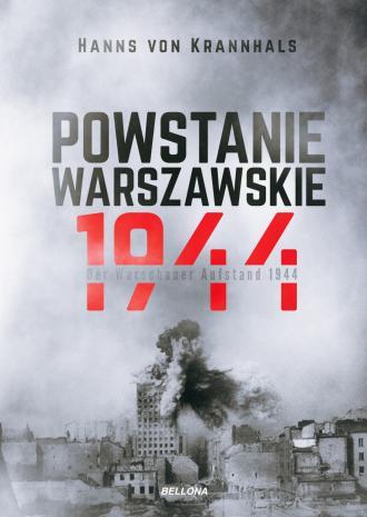 Powstanie Warszawskie 1944 - okładka książki